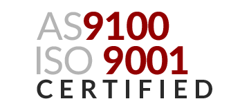 AS9100 ISO 9001 Logo